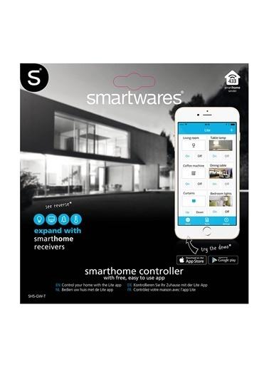 Smartwares Akıllı Ev İç Mekan Kontrol Ünitesi Wifi Priz– Sinyal İletici Renkli